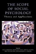 Scope of Social Psychology Theory and Applications Essays in Honour of Wolfgang Stroebe