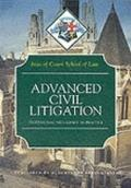 Advanced Civil Litigation Professional Negligence in Practice 2000 (Blackstone Bar Manual)
