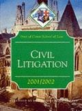 Civil Litigation (Inns of Court Bar Manuals)