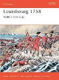 Louisbourg 1758 Wolfe's 1st Seige