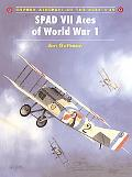 Spad VII Aces of World War I