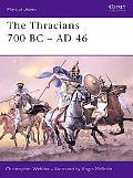 Thracians 700Bc - Ad 46