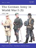 German Army In World War I 1917-1918