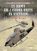 Us Army Ah-1 Huey Cobra Units in Vietnam