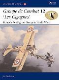 Groupe De Combat 12, Les Cigognes France's Ace Fighter Group in World War I