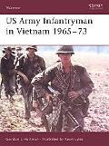 US Army Infantryman in Vietnam 196573