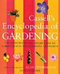 Cassell's Encyclopedia of Gardening The Definitive Single-Volume Guide to Garden Plants and ...
