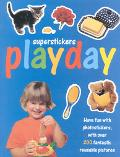 Playday Have Fun With Photostickers, With over 200 Fantastic Reusable Pictures