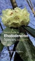 Pocket Guide to Rhododendron Species - Based on the Descriptions of H.H. Davidian