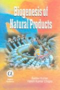 Biogenesis of Natural Products