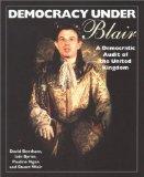 Democracy Under Blair: A Democratic Audit of the United Kingdom