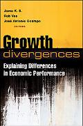 Growth Divergences Explaining Differences in Economic Performance