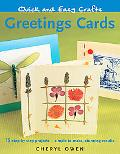 Greetings Cards : 15 Step-by-Step Projects - Simple to Make, Stunning Results