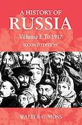 History of Russia To 1917