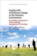 Knowledge Management and Technology to Cope with Rapid Discontinuous Change