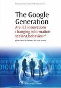The 'Google' Generation: Are ICT Innovations Changing Information Seeking Behaviour?