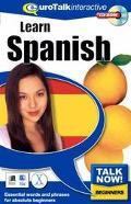 Talk Now! Spanish