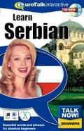 Learn Serbian (Talk Now! Series) - Topics Entertainment Staff - Multimedia - Interactive Beg...