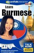 Talk Now! Burmese