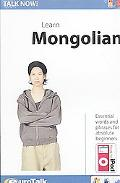 Talk Now! Mongolian