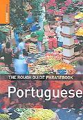 Rough Guide Portuguese Phrasebook