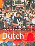 Rough Guide Dutch Phrasebook