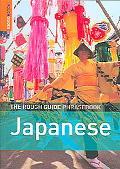 Rough Guide Japanese Phrasebook