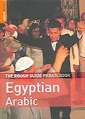 Rough Guide Egyptian Arabic Phrasebook