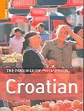 Rough Guide Croatian Phrasebook
