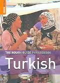 Rough Guide Turkish Phrasebook