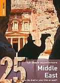 Rough Guides Middle East 25 Ultimate Experiences