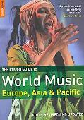 The Rough Guide to World Music (Vol 2, 3rd Edition): Europe and Asia (Rough Guide Music Refe...