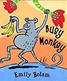 Busy Monkey (Little Orchard Board Book)