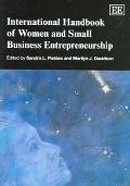 International Handbook Of Women And Small Business Entrepreneurship