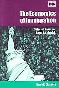 Economics Of Immigration Selected Papers of Barry R. Chiswick
