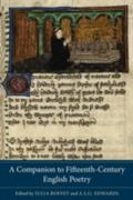 Companion to Fifteenth-Century English Poetry