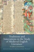 Traditions and Innovations in Medieval Literature