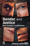 Gender And Justice New Concepts And Approaches