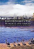 Environmental Principles And Policies An Interdisciplinary Introduction