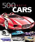 500 Fantastic Cars A Century of the World Concept Cars