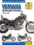 Yamaha XV - Virago V-twins Superbike 81 to 03 Service and Repair Manual '81 to '03