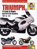 Triumph Triples and Fours Serivce and Repair Manual