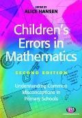 Children's Errors in Mathematics: Second Edition (Teaching Handbooks)