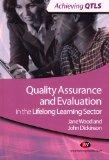 Quality Assurance and Evaluation in the Lifelong Learning Sector (Empowering Youth and Commu...