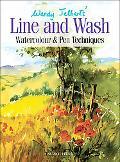 Wendy Jelbert's Line & Wash Watercolour & Pen Techniques