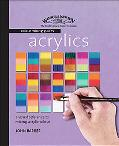 Winsor & Newton Colour Mixing Guide Acrylics