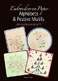 Embroidery on Paper: Alphabets & Festive Motifs