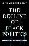 The Decline of Black Politics