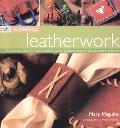 Leatherwork 25 Practical Ideas For Hand-Crafted Leather Projects That Are Easy To Make At Home