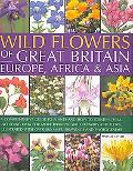 Wildflowers of Great Britain, Europe, Africa & Asia: A comprehensive encyclopedia and guide ...